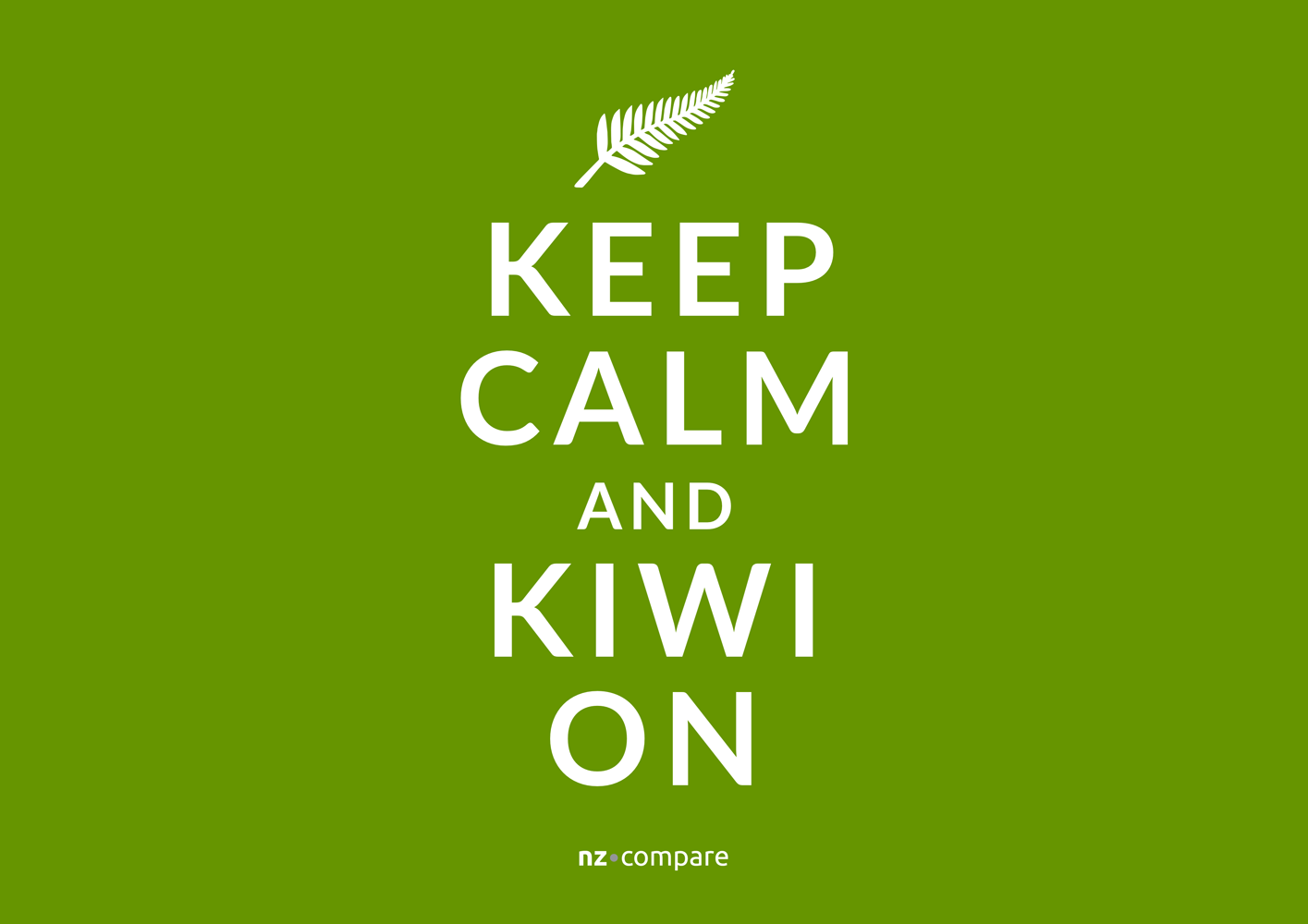Keep Clam and Kiwi On